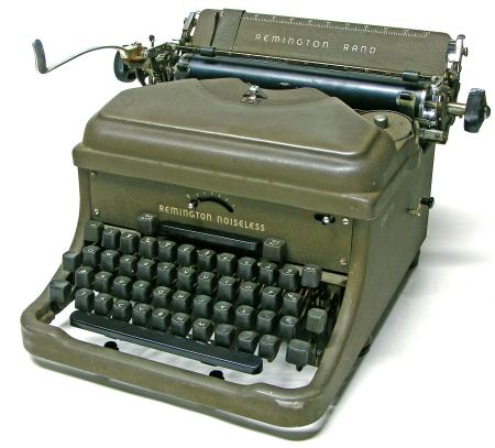 Remington Noiseless 10 1951