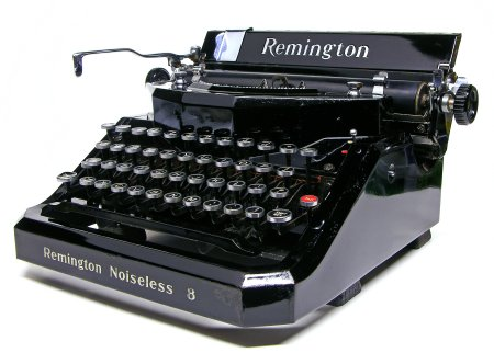 Remington Noiseless 8