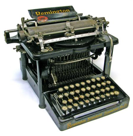 Remington Standard No.6