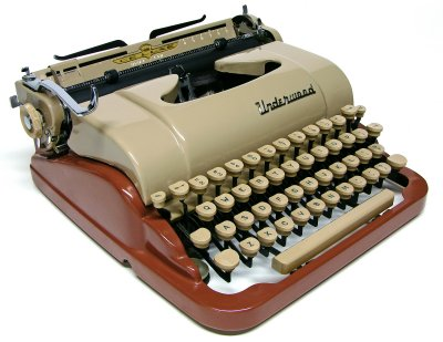 Underwood De Luxe Quiet Tab